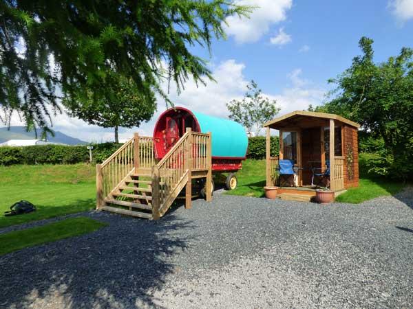 Castlerigg Farm Gypsy Caravan