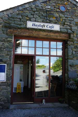 hayloft-entrance